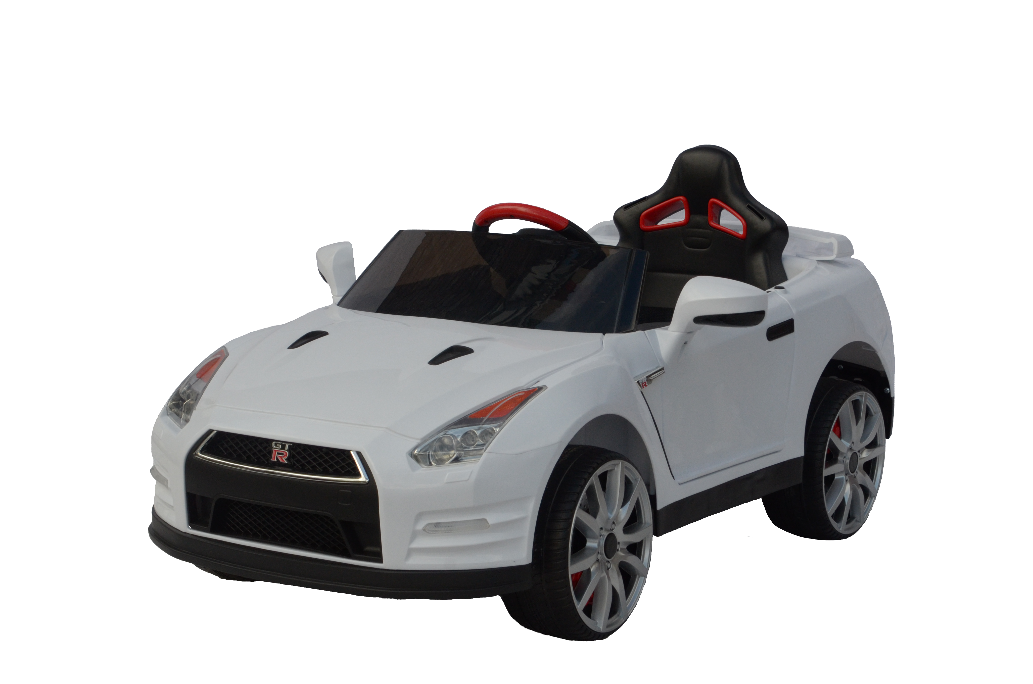 Toys R Us Ride On Cars >> Licensed Nissan GTR R35 - White | Electric Ride on Cars ...