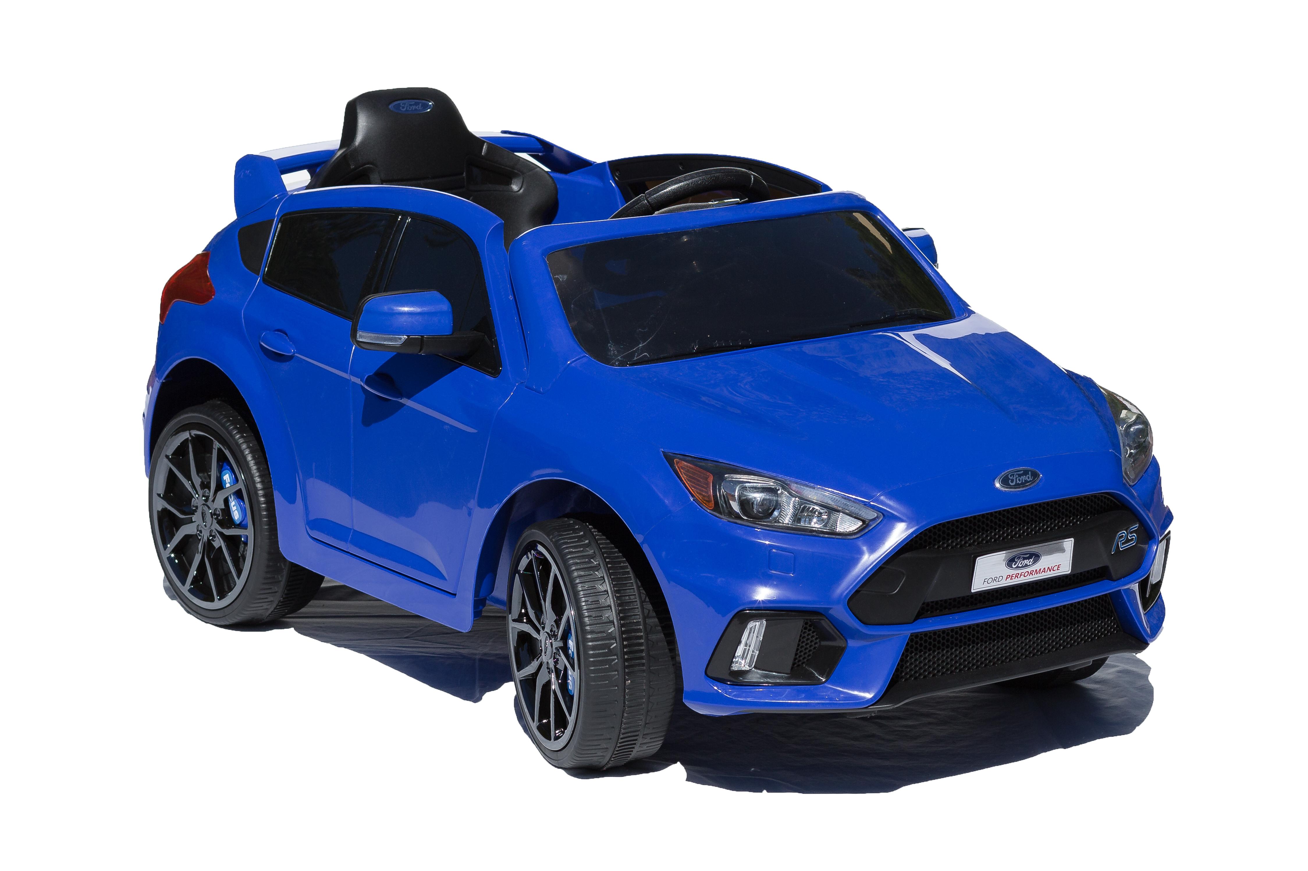 Licensed Ford Focus Blue