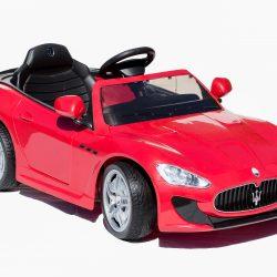 Licensed Maserati GranTurismo MC - Red