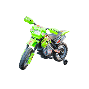 Ride on Motorbike - Green