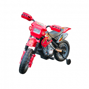 Ride on Motorbike - Red