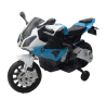 KA204 - BMW S 1000 RR Motorcycle - Blue - Profile