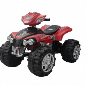KA401 - Kidz Auto Quad - Red - Profile copy