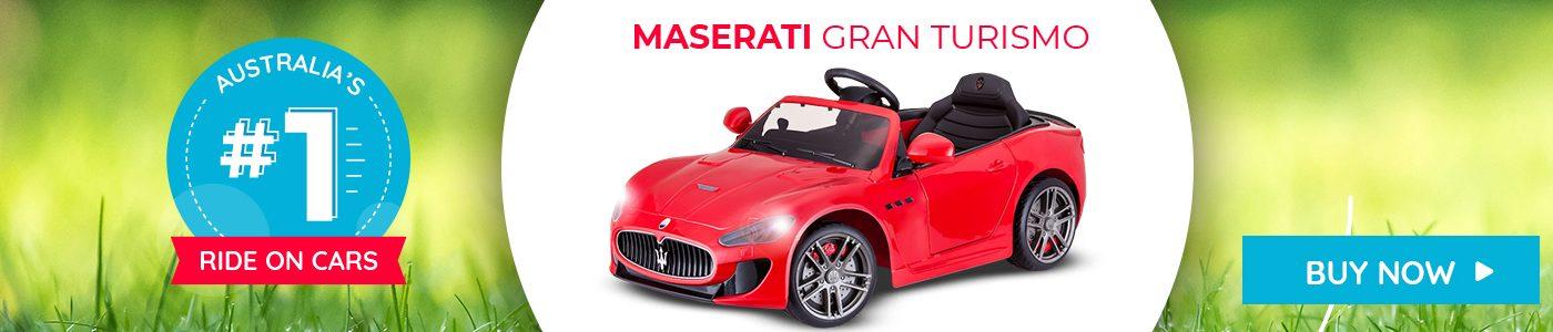 Cars for Kids - Maserati